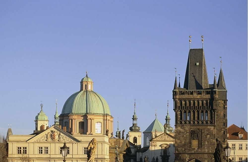 Old_Town Saint_Franciscus Church Prague, Czech_Republic